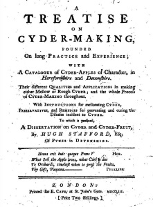 A Treatise on Cyder-Making