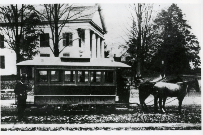 Hartford and West Hartford Horse Railway