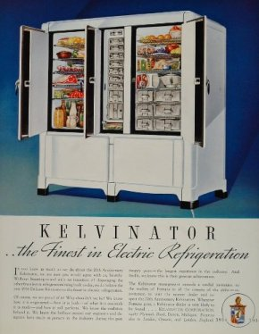 Early Refrigerator
