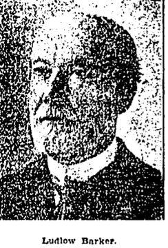 1910-11-21 (Death of Ludlow Barker)